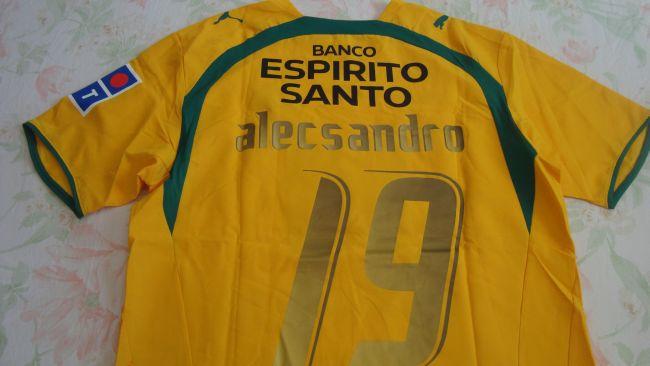 Fábio Vidal conseguiu adquirir camisas 'raras' (Foto: arquivo pessoal)