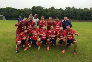 O elenco realizou o último treino antes do jogo na sexta-feira (9) (Foto: Divulgação/Fortaleza EC)