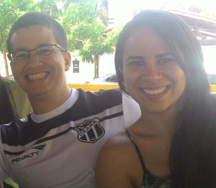 Ramiro e Michelle namoram desde 2006 (FOTO: Reprodução/Facebook)