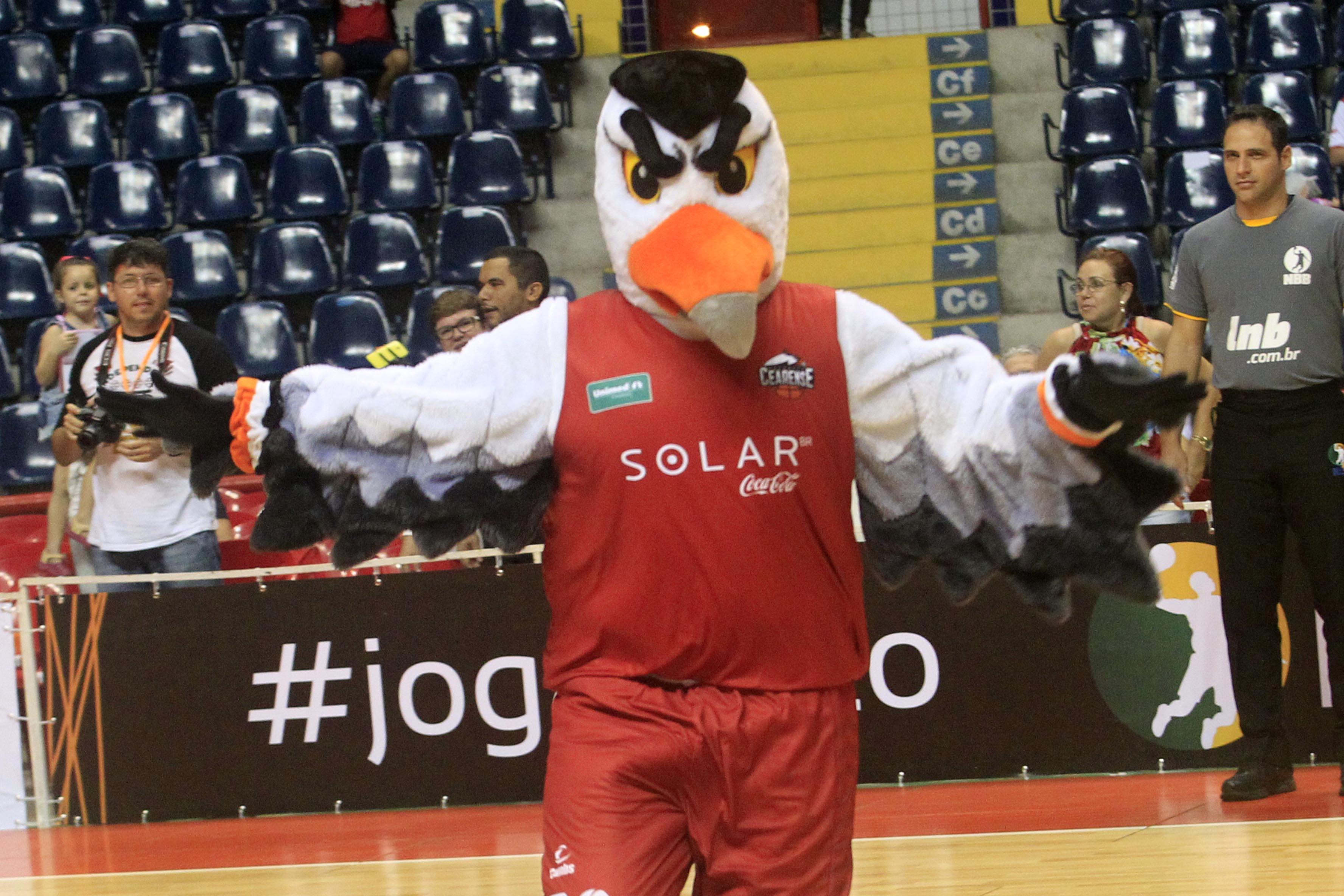 3f773fb3b0 Nome do novo mascote do Basquete Cearense será escolhido por torcedores