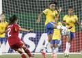 Gabi foi titular no último Mundial Sub-20 (Foto: arquivo pessoal)