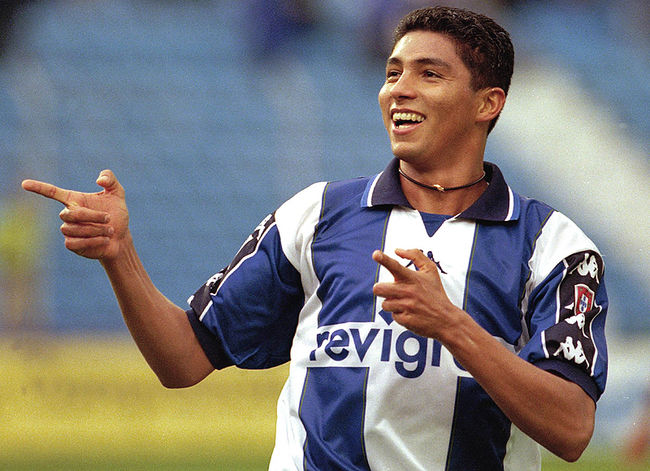 Jardel brilhou com a camisa do Porto, uma das principais equipes de Portugal (FOTO: Reprodução)