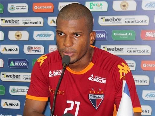 O zagueiro atuou em 6 jogos pela Serie C (FOTO: Divulgação)