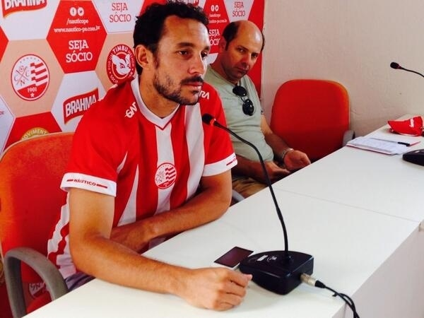Leonardo Luiz é um dos novos contratados (FOTO: Divulgação)