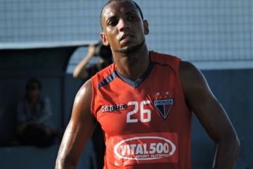 O atacante Anselmo já marcou gol nesse Estadual (FOTO: Divulgação/Fortaleza EC)
