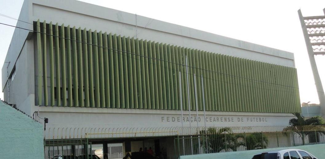 A Federação confirmou a exclusão da equipe sobralense (FOTO: Divulgação)