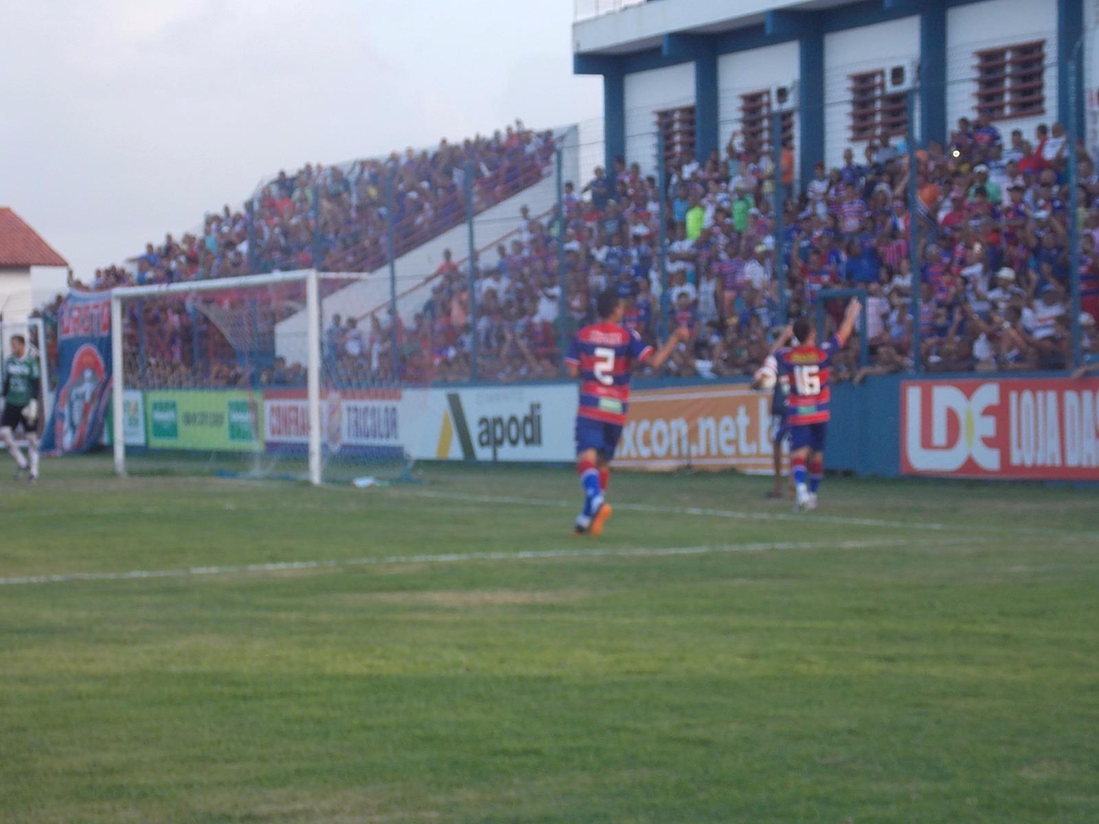 O Pici recebeu mais de 7 mil torcedores (Foto: divulgação/Fortaleza)