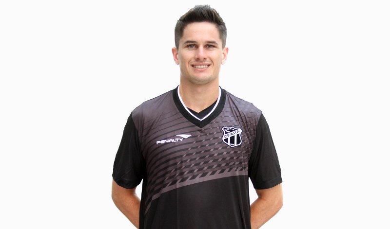 O goleiro vai atuar pela primeira vez em um time nordestino (FOTO: Christian Alekson/Cearasc.com)