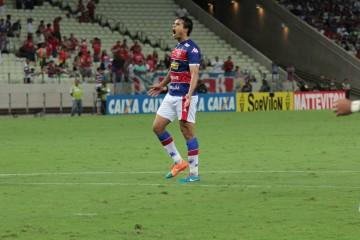 Dudu Cearense está se destacando no início do Estadual (Foto: Nodge Nogueira)