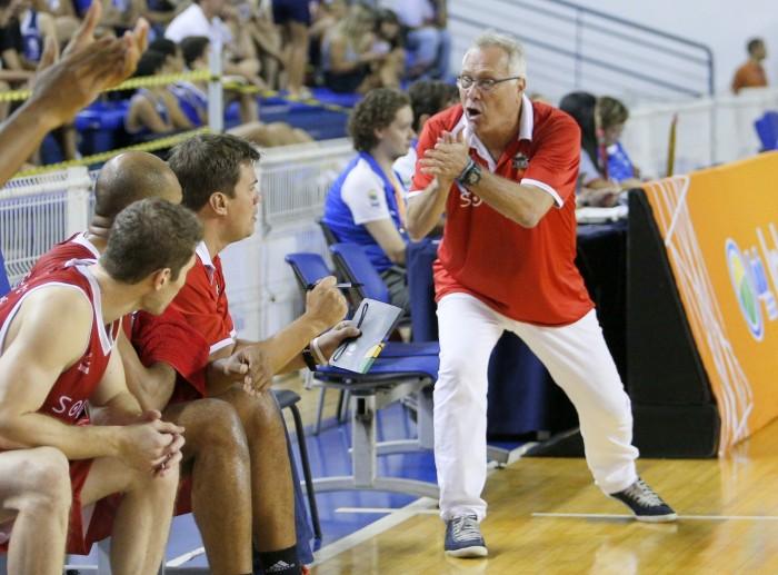 Alberto Bial é o principal mentor do Basquete Cearense, time criado em 2012 (Foto: Orlando Bento/Divulgação)