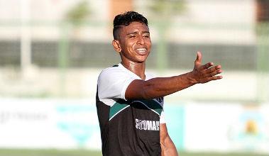 Buiú é jogador do Ceará (FOTO: Christian Alekson/cearasc.com)