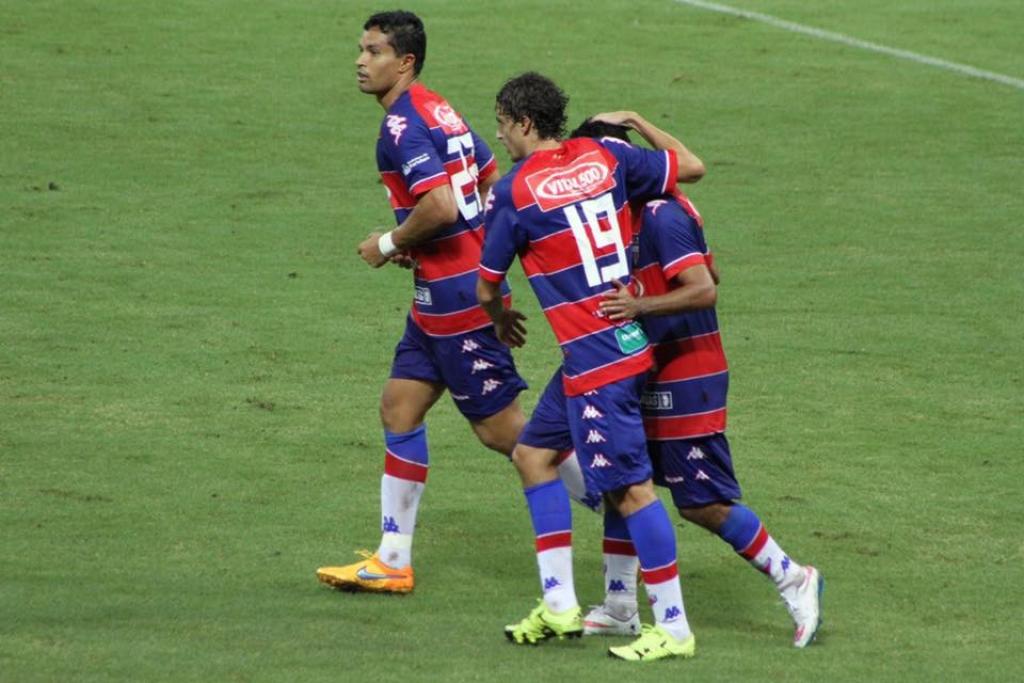 O Leão chegou aos 19 pontos na grupo A1 (Foto: Divulgação/Fortaleza)