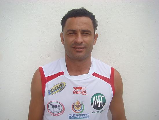 Jessui é atacante do Maranguape (FOTO: Divulgação/Maranguape Futebol Clube)