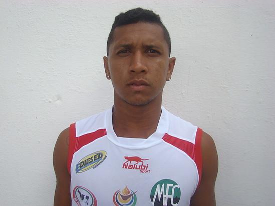 Joaninha também é um apelido curioso (FOTO: Divulgação/Maranguape Futebol Clube)