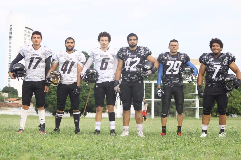 Os jogadores representam o Ceará na Seleção (FOTO: Divulgação)