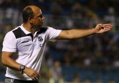Sérgio Soares está novamente no comando técnico do Vovô (FOTO: Christian Alekson/cearasc.com)