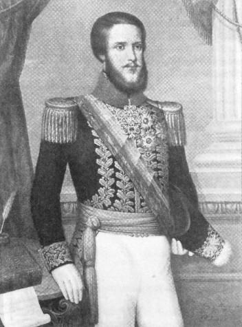 Dom Pedro II foi tema de uma das questões da prova de Ciências Humanas