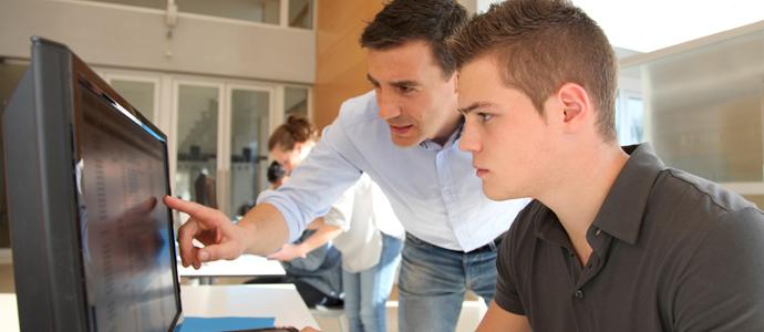 Professores têm muito a oferecer a seus estudantes (FOTO: Divulgação)