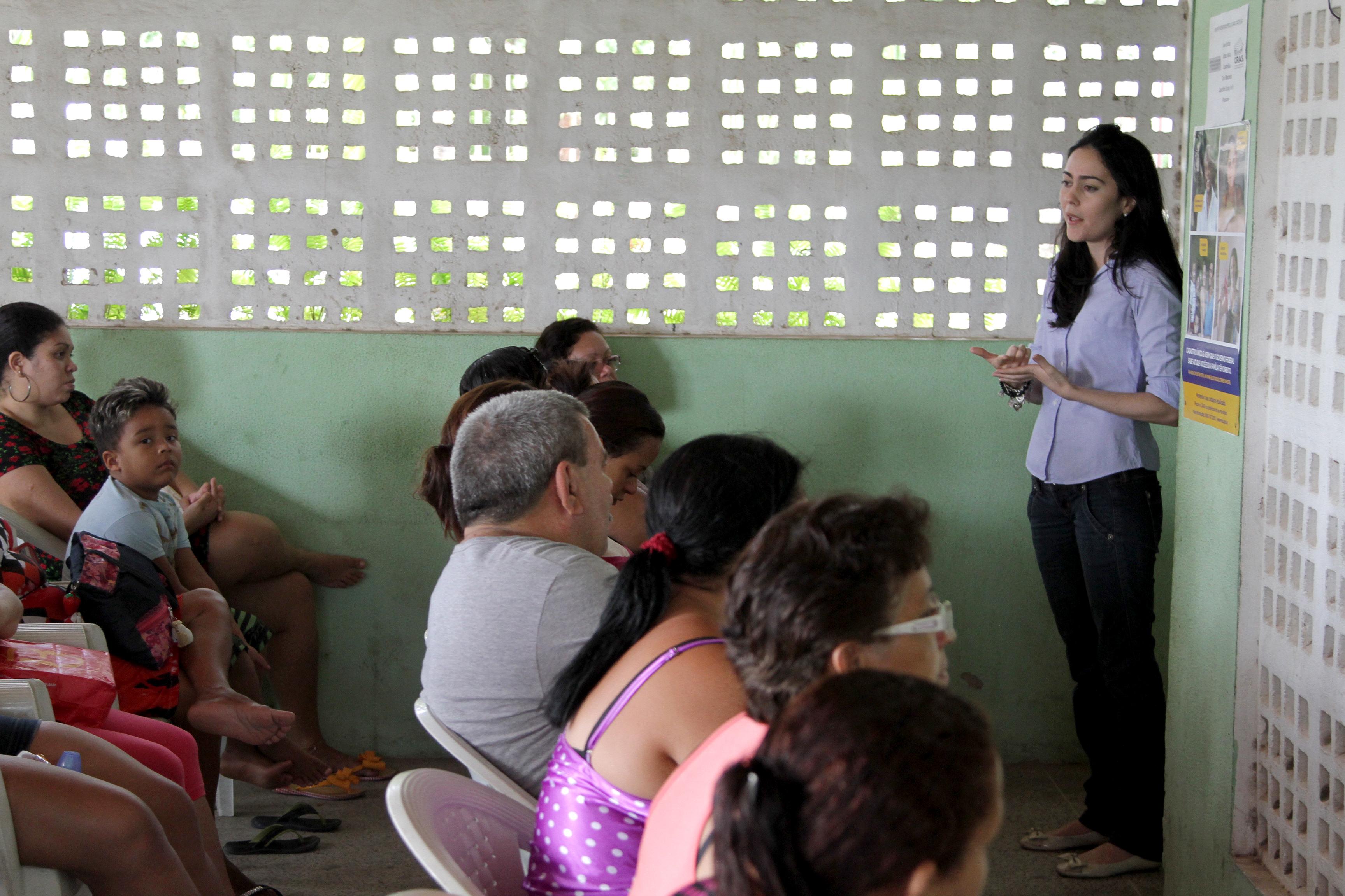 As vagas de nível superior são destinadas para as especialidades de Direito, Psicologia, Serviço Social, Pedagogia e Terapia Ocupacional (FOTO: Divulgação/prefeitura de Fortaleza)