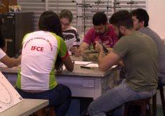 Vagas para cursos técnicos já estão disponíveis no IFCE (FOTO: Reprodução TV Jangadeiro)