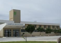 O campus do Ifce Maracanaú é uma das unidades com inscrições abertas (FOTO: Divulgação)