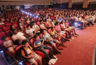 O Cineteatro São Luiz sediará o projeto em outubro (Foto: Divulgação/Secult)