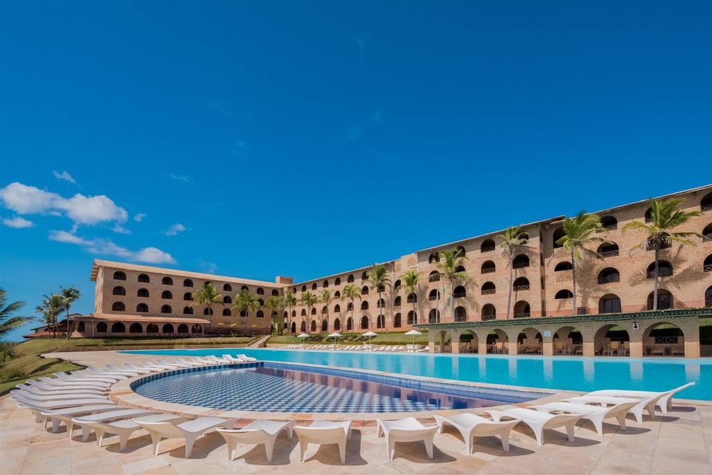 A piscina principal tem 70 metros de extensão, por 20 metros de largura. (FOTO: Divulgação)