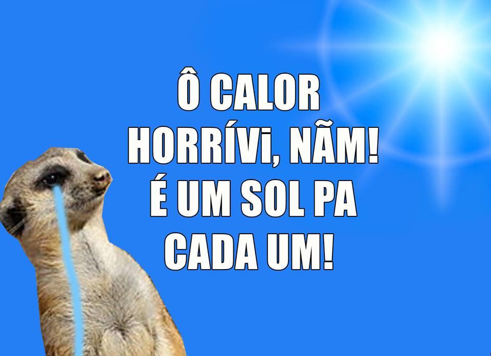 Página brinca com expressões nordestinas (FOTO: Reprodução Facebook)