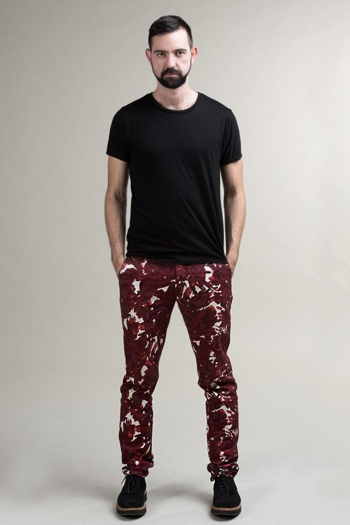 O cearense João Paulo Guedes foi eleito o melhor novo estilista de moda masculina do Canadá (FOTO: Bernardo Fernandez)
