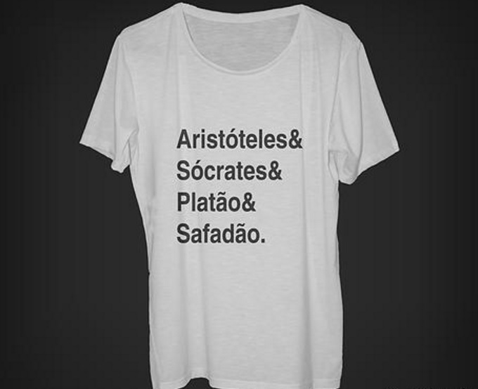 A camisa já foi vendida no Ceará e em outros estados brasileiros (FOTO: Reprodução)