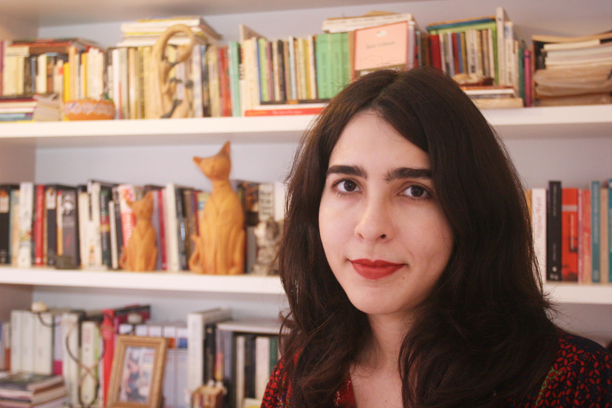 Nascida em Fortaleza, Tércia Montenegro publicou, entre outras obras, o livro de contos O tempo em estado sólido (FOTO: Reprodução/Edições Demócrito Rocha)
