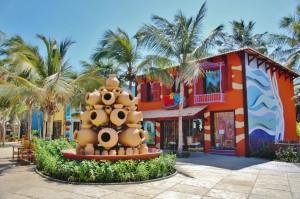 Durante os três dias, o público participará de uma programação especial que será realizada na Vila Azul do Mar, no Beach Park (FOTO: Divulgação)