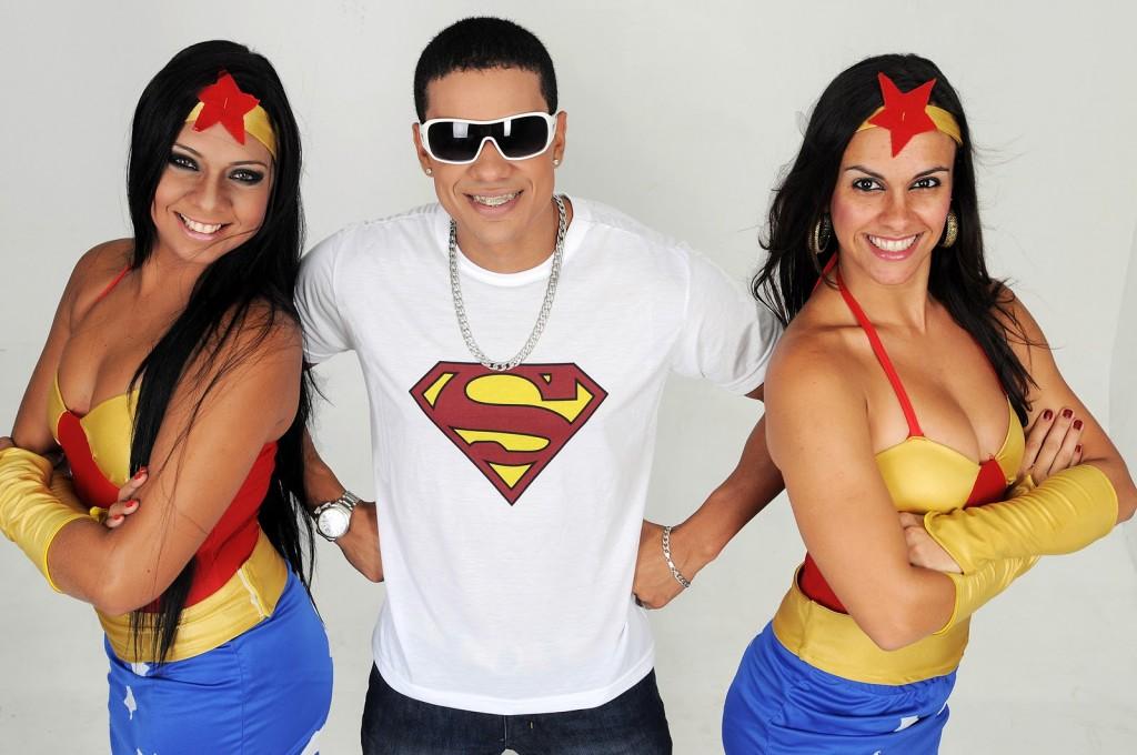 A música Liga da Justiça, da banda Leva Nóiz, bombou em 2011. Relembre outros hits de Carnaval (FOTO: Divulgação)