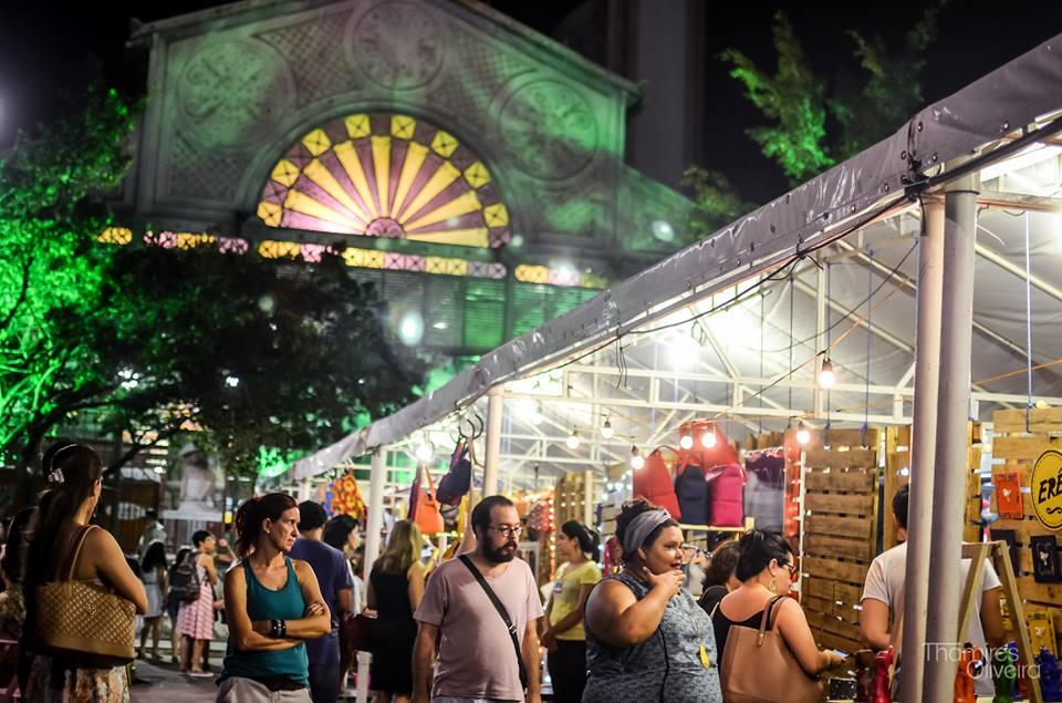 O Babado Coletivo reúne marcas e lugares que dialogam com a cidade. (FOTO: Reprodução/Facebook Babado Coletivo)