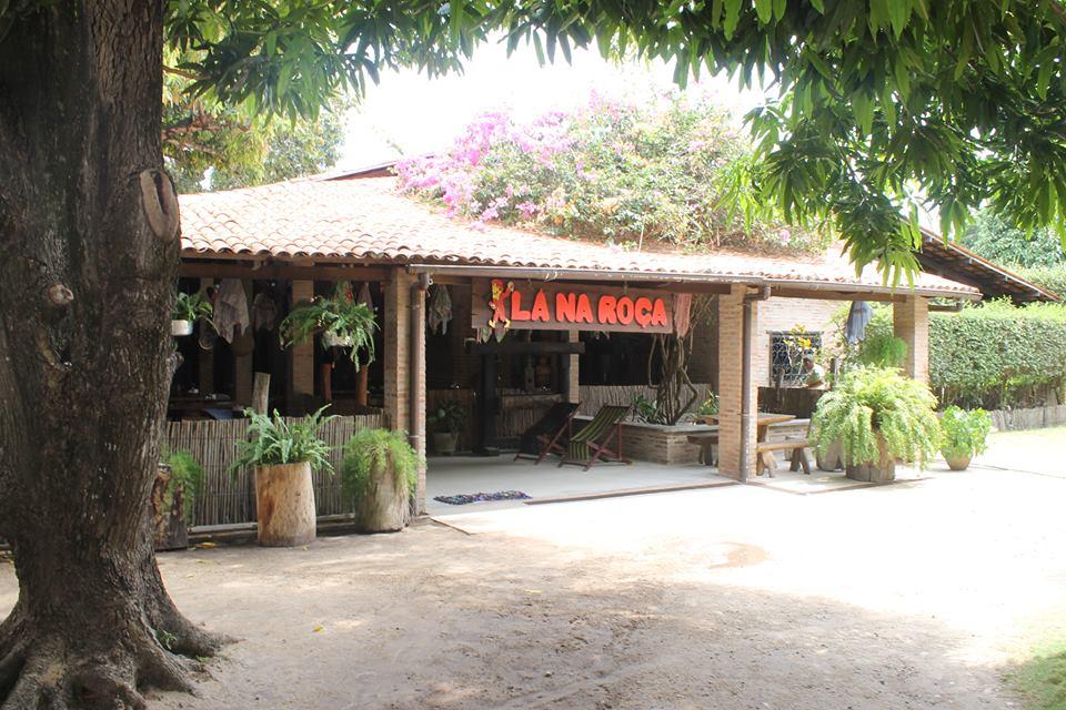 L na ro a divers o for Restaurante la roca