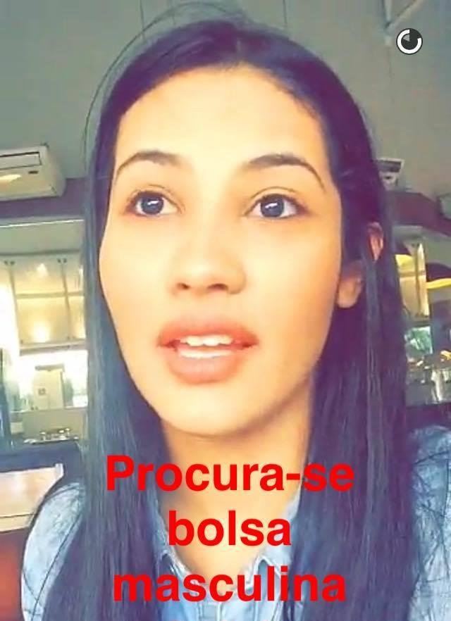 Thaynara OG faz apelo aos fãs de Fortaleza para encontrar bagagem