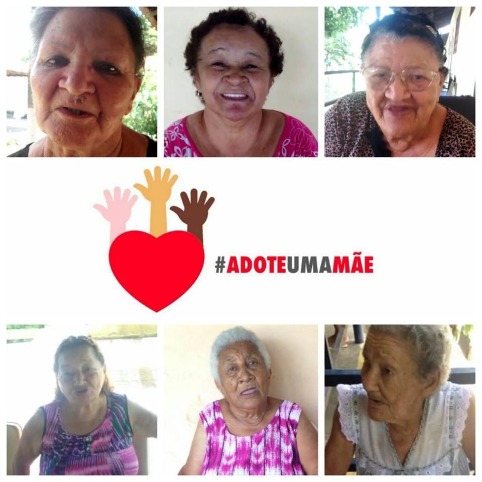 Campanha busca visitas a mulheres abandonadas por filhos no Lar Torres de Melo