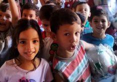 Na Creche São José são atendidas crianças a partir dos 3 anos (FOTO: Divulgação)