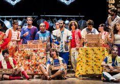 Espetáculo fará apresentação no Teatro do Dragão do Mar, em Fortaleza (FOTO: Luiz Alves)