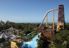 Beach Parke foi escolhido pelos viajantes de todo mundo (FOTO: Divulgação)