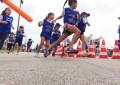 O projeto tem 46 núcleos e oferece a prática de vários esportes por toda capital (Foto: Prefeitura de Fortaleza/Reprodução)