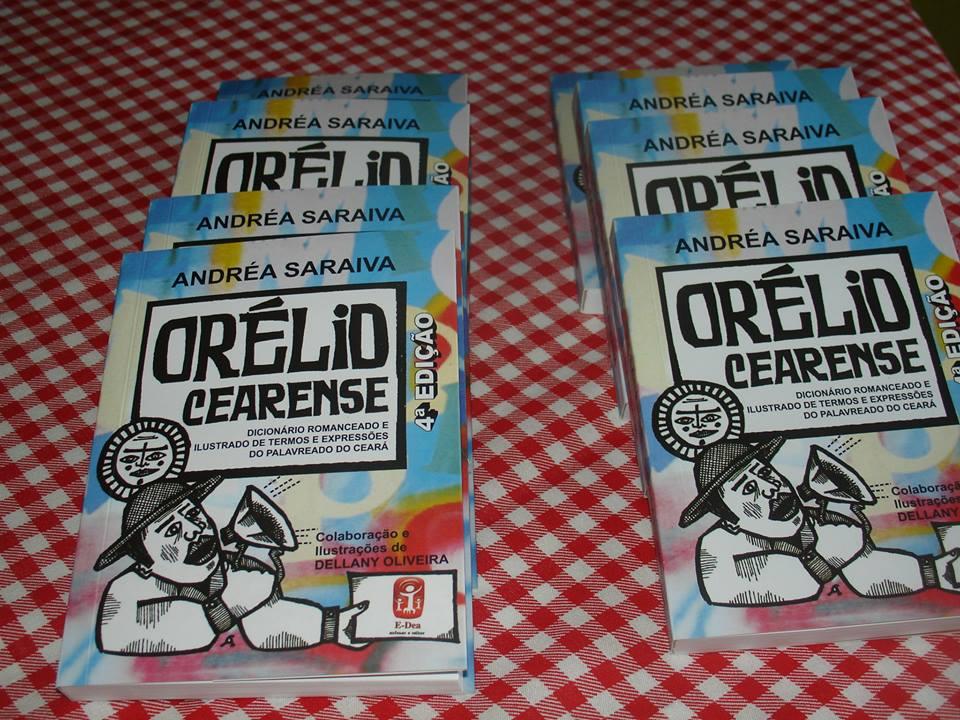 O dicionário Orélio Cearense faz, em 2016, 15 anos (Foto: Reprodução/Facebook)