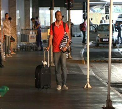 Muriçocas fazem recepção aos turistas em Fortaleza