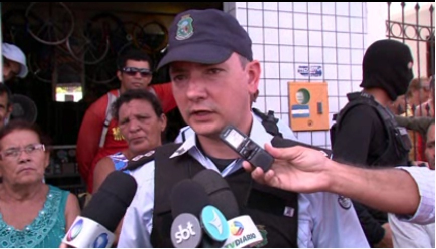 Quadrilha morta em Redenção era envolvida com assaltos, assassinatos e trafico de drogas