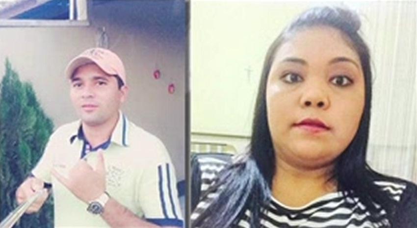 O casal era agente de saúde da prefeitura de Maranguape, e não indicava problemas no relacionamento (FOTO: Reprodução TV Jangadeiro)