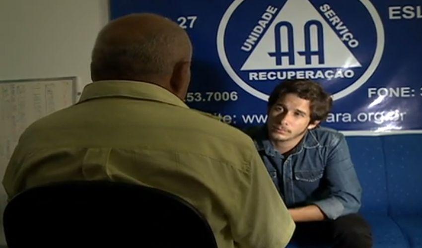 Saiba como combater o alcoolismo (FOTO: Reprodução TV Jangadeiro)