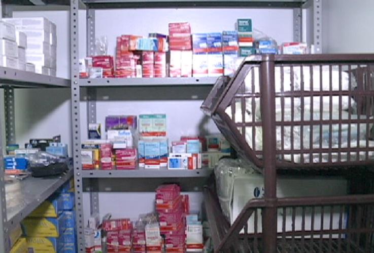 Farmácia Solidária (FOTO: Reprodução TV Jangadeiro)