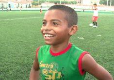 Campeonato de futebol amador (FOTO: Reprodução TV Jangadeiro)