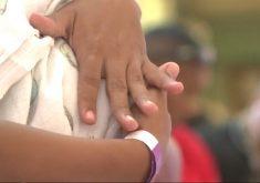 Filhos de meninas que sofreram estupro (FOTO: Reprodução TV Jangadeiro)