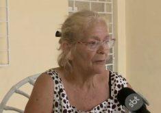 Economista morto no bairro Parquelândia (FOTO: Reprodução TV Jangadeiro)
